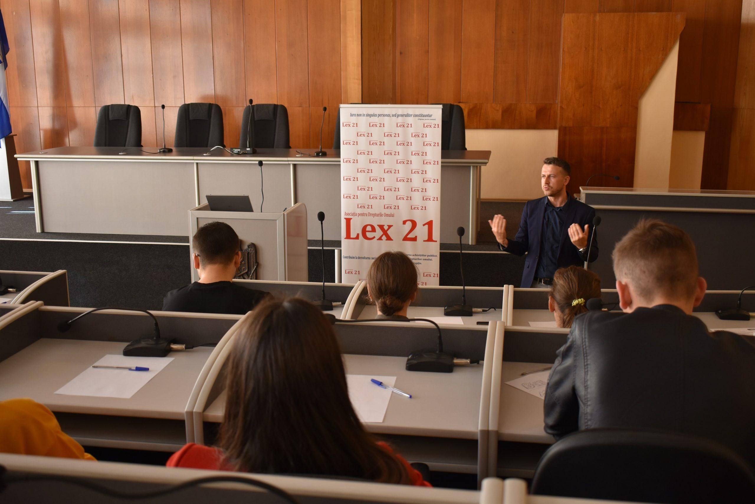 Asociația pentru Drepturile Omului Lex XXI