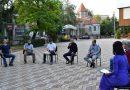 """Masa rotundă """"Construcțiile din zonele verzi a municipiului Bălți. Ce a fost planificat și la ce s-a ajuns"""""""