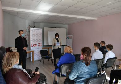"""What do the inhabitants of Floresti district know about the """"Floresti local anti-corruption plan""""?"""