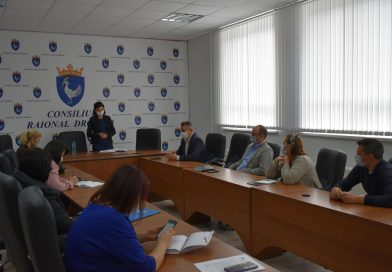 On October 28, 2020, two focus groups were held to determine the degree of implementation of the Local Anti-Corruption Plan in Drochia district