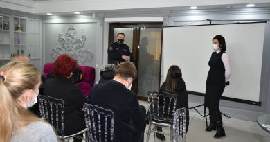 Mechanisms for the protection of victims of domestic violence used by the Balti Police Inspectorate