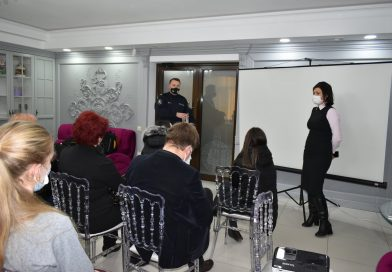 Механизмы защиты жертв домашнего насилия, используемые Инспекцией Полиции Бельц