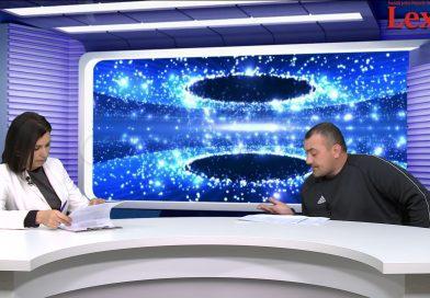 С Сергеем Толстолыченко поговорим про программу дополнительного питания для больных туберкулезом