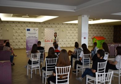 EU // The active young people initiated a constructive dialogue with the representatives of the City Hall Soldanesti