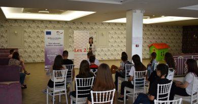 ЕС // Активная молодежь инициировала конструктивный диалог с представителями мэрии г. Шолдэнешть