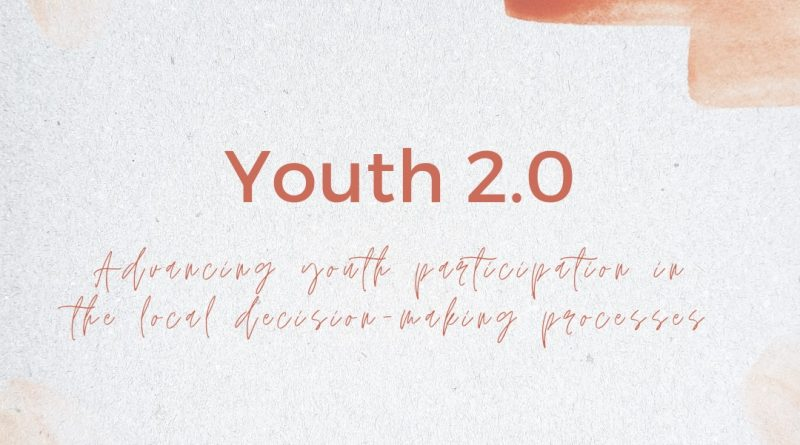 We will implement the Youth 2.0 project!