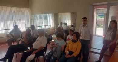 ЕС // Молодежь из Шолдэнештского района приняла участие в заседании местного совета