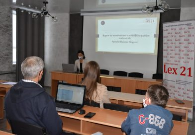 Civic activists, students, representatives of initiative groups, representatives of contracting authorities gathered today, September 16, 2021, to listen, analyze and discuss the Public Procurement Monitoring Report