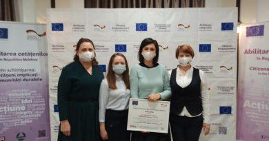 «Ассоциация по правам человека Lex XXI» приняла участие в торжественной заключительной конференции проекта «Будь изменением: вовлеченные граждане – устойчивые сообщества»